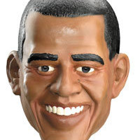 Barack Obama Mask - Political Masks
