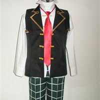Wholesale RULER Anime Pandora Hearts Oz Costume Cosplay Suit - DinoDirect.com