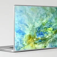 Ocean's Bottom Laptop & iPad Skin by Rosie Brown | Society6