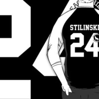 "Teen Wolf - ""STILINKSI 24"" Lacrosse iPhone & iPod Cases"