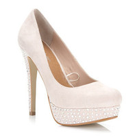 Shona Closed Toe Heel