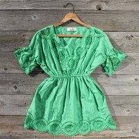 Eyelets & Clover Blouse, Sweet Country Inspired Clothing