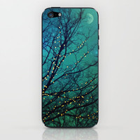 magical night iPhone &amp; iPod Skin by Sylvia Cook Photography | Society6