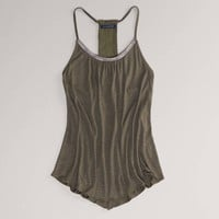 AE Beaded Embroidery Cami | American Eagle Outfitters