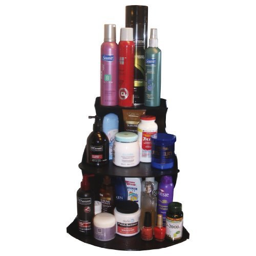cosmetic organizer 16 high great for organizing bathroom counter