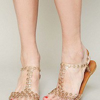 Jeffrey Campbell Free People Clothing Boutique &gt; Rosa Lee Sandal