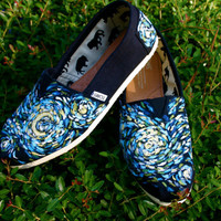 Starry Night Tom by ShoeTrip on Etsy