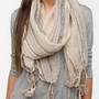 Urban Outfitters - Monserat De Lucca Open-Weave Scarf