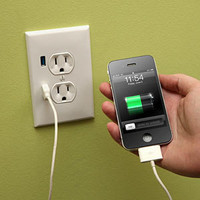 U-Socket USB Wallplug