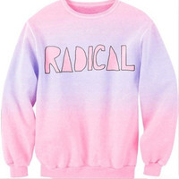 RADICAL SWEATER