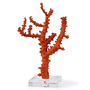 Regina Andrew Red Octopus Coral On Crystal - Regina-andrew-2-6809  | Candelabra, Inc.