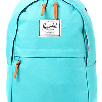 HERSCHEL SUPPLY The Standard Backpack in Teal : Karmaloop.com - Global Concrete Culture