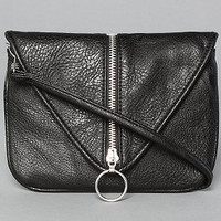 The Zip Clutch in Black : Cheap Monday : karmaloop.com - Global Concrete Culture