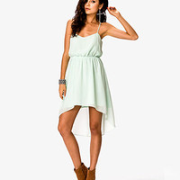 High-Low Racerback Dress | FOREVER21 - 2000045790