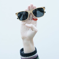 LIMITED EDITION Wooden Wayfarer Sunglasses by tumbleweedshandcraft