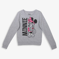 Heathered Minnie® Top | FOREVER 21 - 2030188084