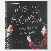 Urban Outfitters - This Is A Cookbook By Max &amp; Eli Sussman