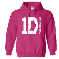 ONE DIRECTION 1D HOODED ...