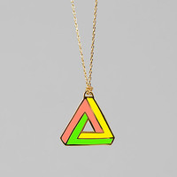 buyolympia.com: Yellow Owl Workshop - Neon Triangle