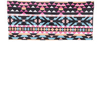 Teens Aztec Print Seamless Bandeau Top