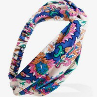 Knotted Psychedelic Headwrap