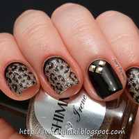 Shimmer Nail Polish  Irene by ShimmerPolish on Etsy