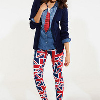 Union Jack Legging