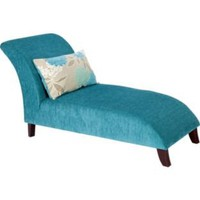 Buy Maisy Chaise Longue - Teal at Argos.co.uk - Your Online Shop for Sofas.