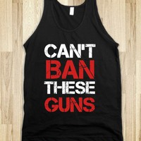 Can't Ban These Guns - The Happy Cowgirl