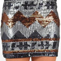 Daytrip Sequin Skirt - Women's Dresses/Skirts | Buckle