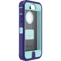 Purple n' Teal OtterBox ...