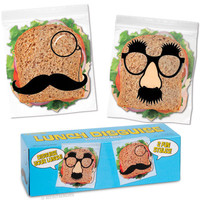 MUSTACHE FACELUNCH SANDW...