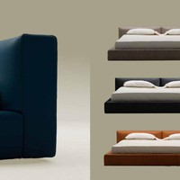 Living Bed - Beds - call for price - Camerich USA - Asia - Beds -  NY Bedroom -  Furniture by Duval Group