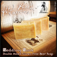 Meddling Monk Double Milled Gluten Free Beer Soap