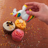 Unicorn Sprinkles Shaker - $15
