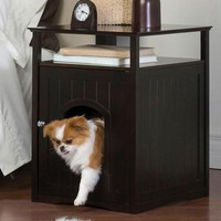 Multi-Function Pet Houses at BrookstoneBuy Now!