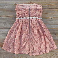 Frost &amp; Bloom Party Dress, Sweet Women&#x27;s Party Dresses
