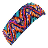 Bold Tribal Print Headwrap