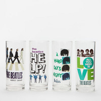 Urban Outfitters - The Beatles Cocktail Glass - Set Of 4
