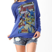 The Avengers Pullover | FOREVER 21 - 2017306466