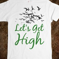 Lets get High - Miss Halloween