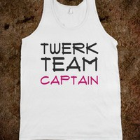 Twerk Team Captain - The Happy Cowgirl