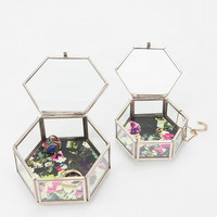 Hexagon Nesting Boxes - Set Of 2
