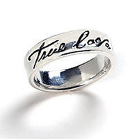 True Love Waits Jewelry: Girl's Sterling Silver Ring | LifeWay Christian Jewelry