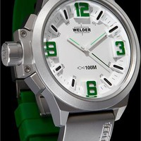 Welder K22 903 Green Watch - Cool Watches from Watchismo.com