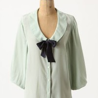 Slouched Sailor Blouse - Anthropologie.com