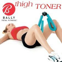 Amazon.com: Bally Thigh Toner (Pink): Sports &amp; Outdoors