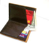 Men Wallet Leather Men Wallet Handmade Leather by leathermix