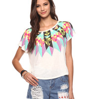 Tribal Geo Shirt | FOREVER21 - 2083315476