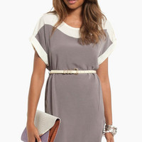 Sierra Belted Shift Dress $32